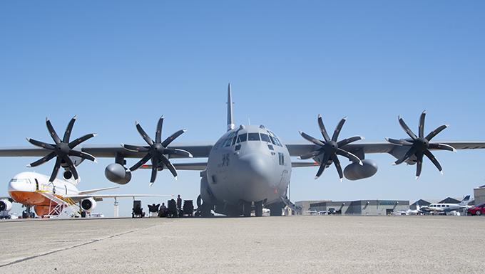 C-130 from 2020 MAFFS training
