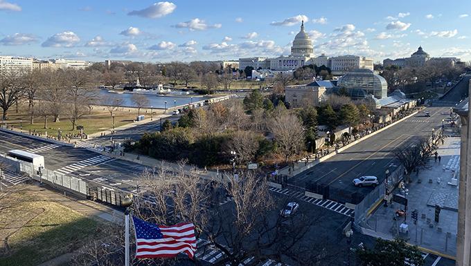 proximity to Capitol photo